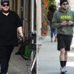 jonah hill's weight loss transformation before and after photos