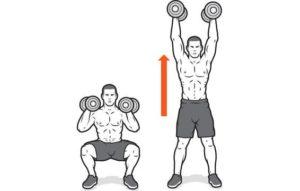 10-moves-total-body-strength-dumbbell-thruster