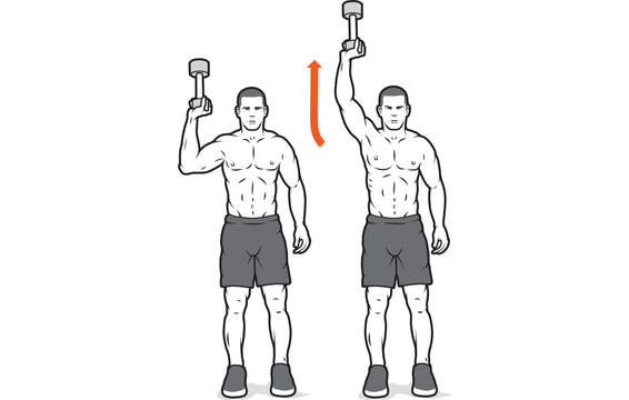 these 6 simple moves will build you total body strength