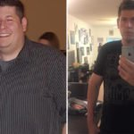 patrick delaney's weighloss transformation before and after photo