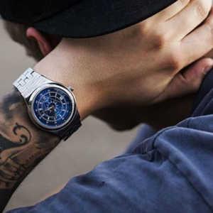 swatch mechanical