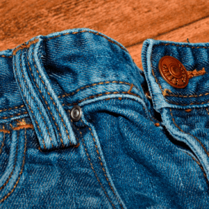 A picture of jeans
