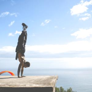 Kundai 'Kenji' Murapa featured in the Men's Health Better Man campaign