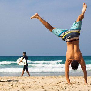 summer, board, beach, shorts,