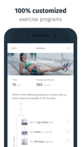6 Fitness Apps To Help You Kick Ass And Be Your Fittest