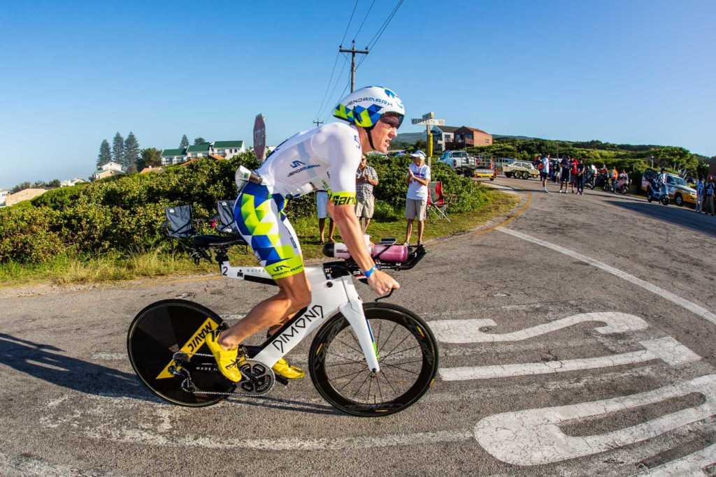 Kyle Buckingham wins Ironman African Champs