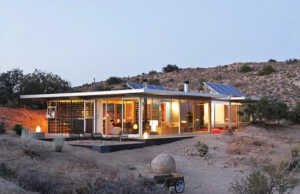 off grid it house