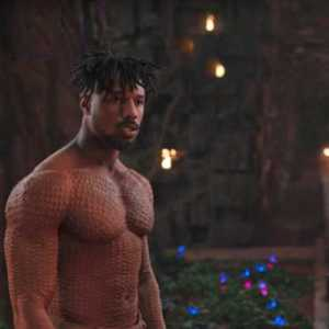 How Michael B. Jordan got jacked for Black Panther