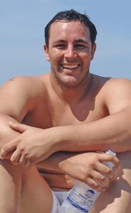ross mcaslan belly off weightloss fitness transformation