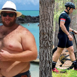 Weight loss belly off transformation tony h