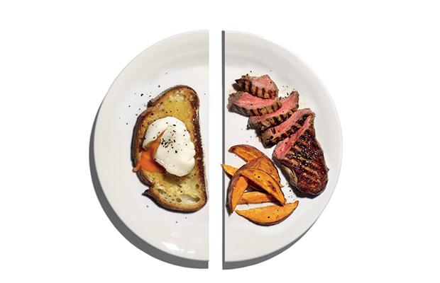 Breakfast Vs Dinner Which Meal Is Mightier Men S Health