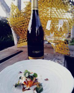 creation wine pairing