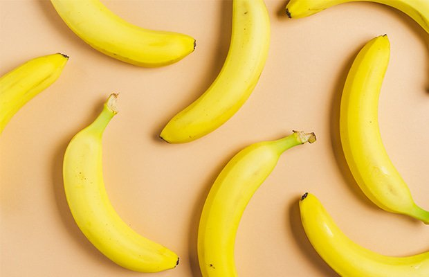 bananas are a good hiking snack