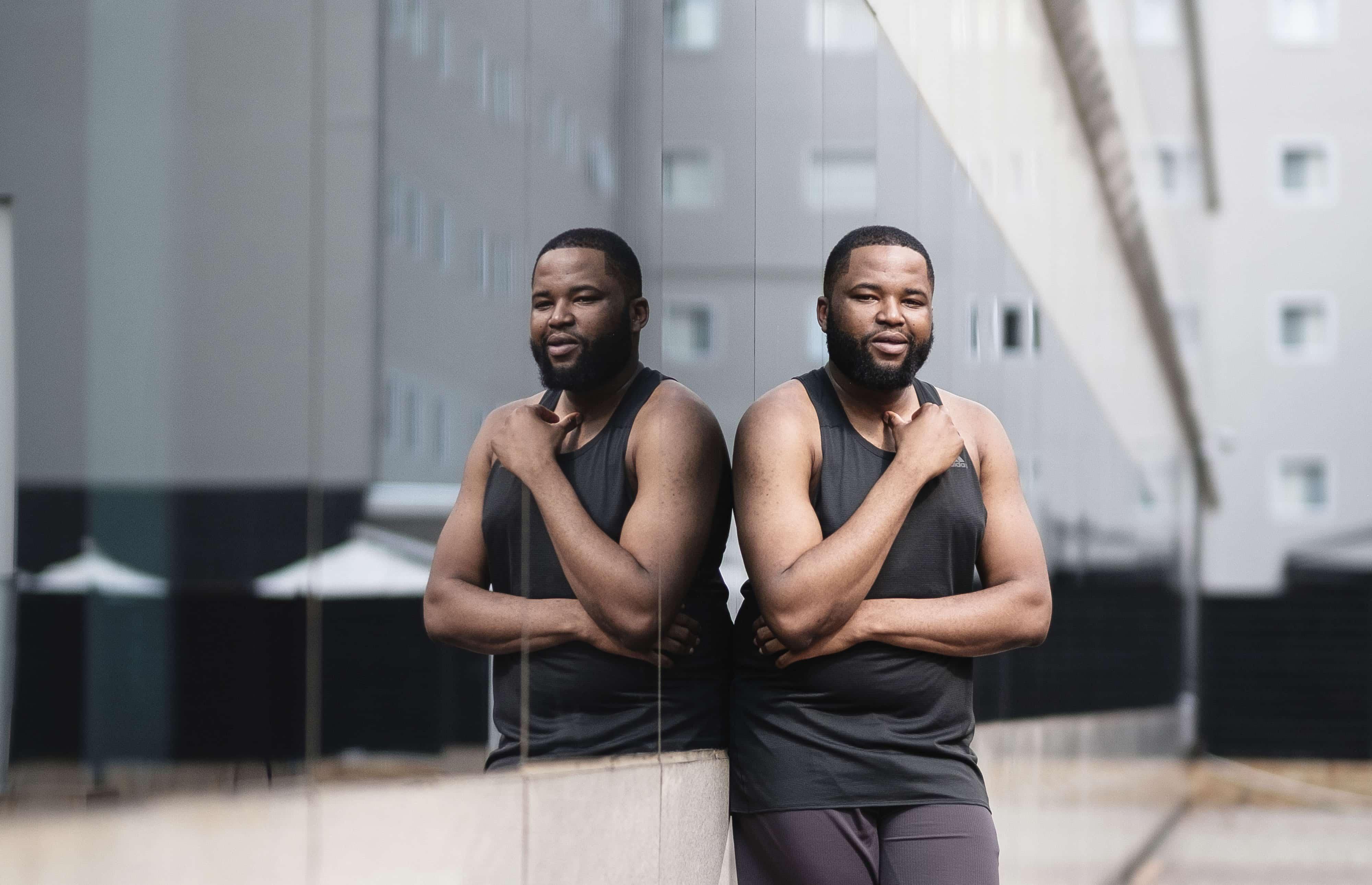 emmanuel bonoko giving entrepreneur advice