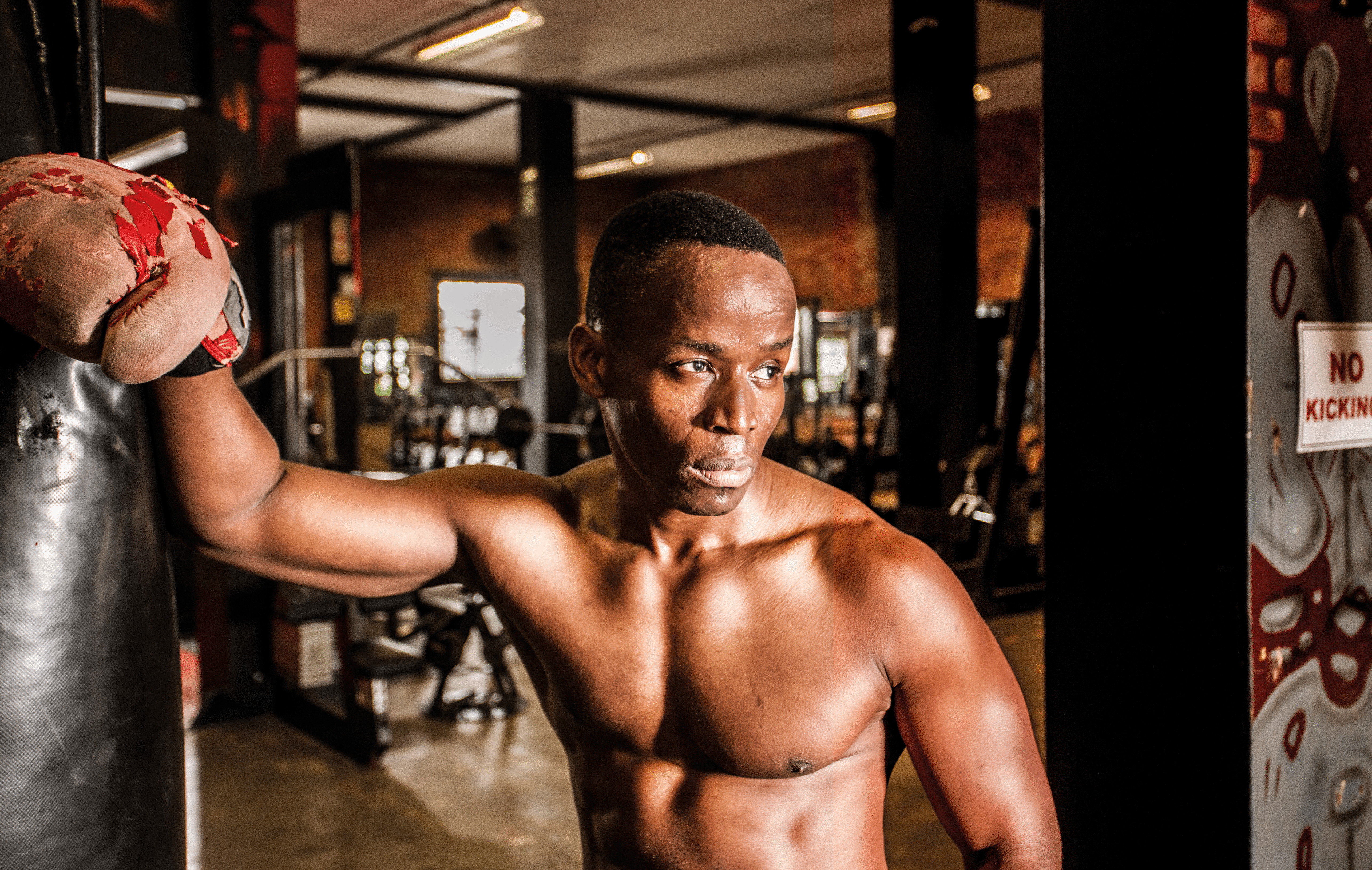 The Fighter Who Went Blind… And Kept On Fighting