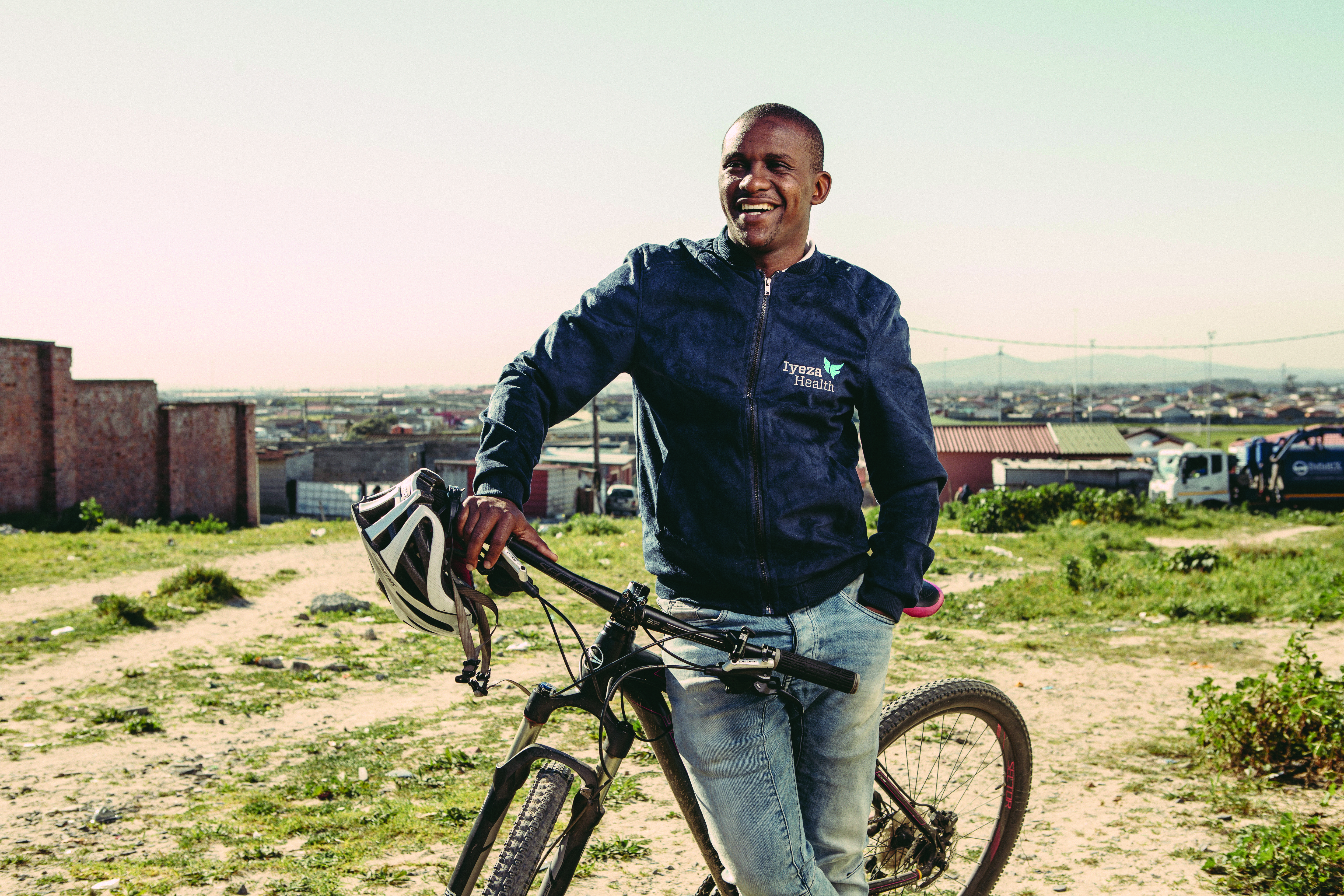 How This Guy Is Changing The Health Industry From Two-Wheels