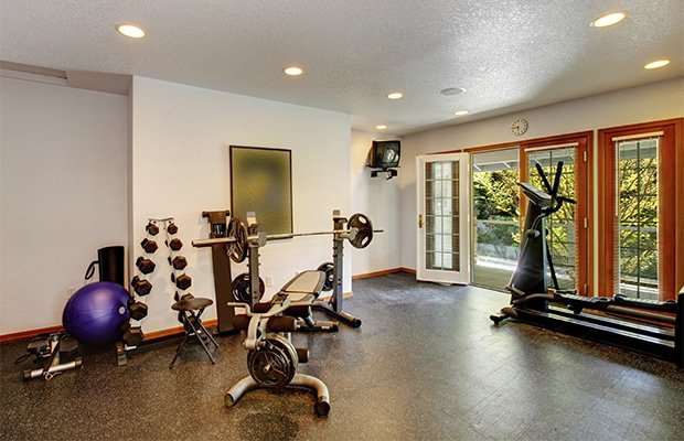 How to build a home gym for less than the cost of a gym membership