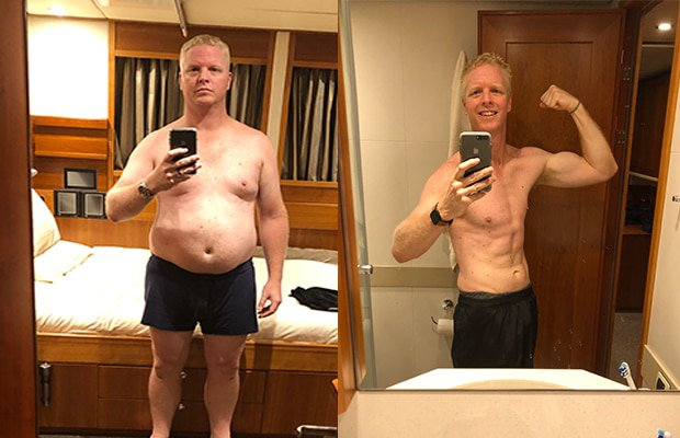 alastair, smal, weight, loss