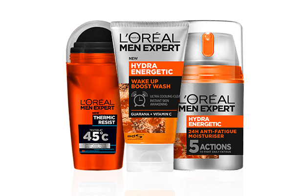 Loreal men's products