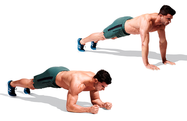 15-minute, workout