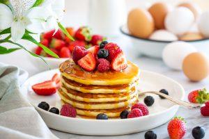 egg recipes pancakes