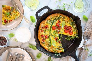 egg recipes frittata