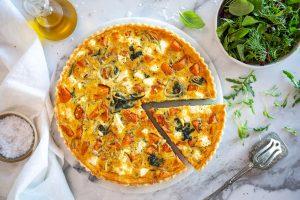 egg recipes quiche