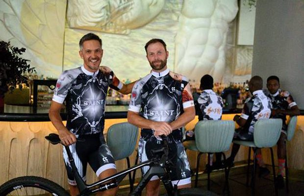 his Chef Plans To Cycle 360km To Raise Funds For His Staff