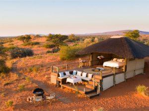 tswalu eco-friendly destination