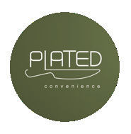 plated convenience logo