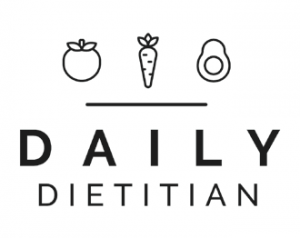 daily dietitian logo meal prep services